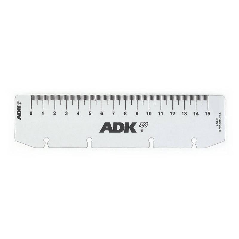 Pravítko ADK A6