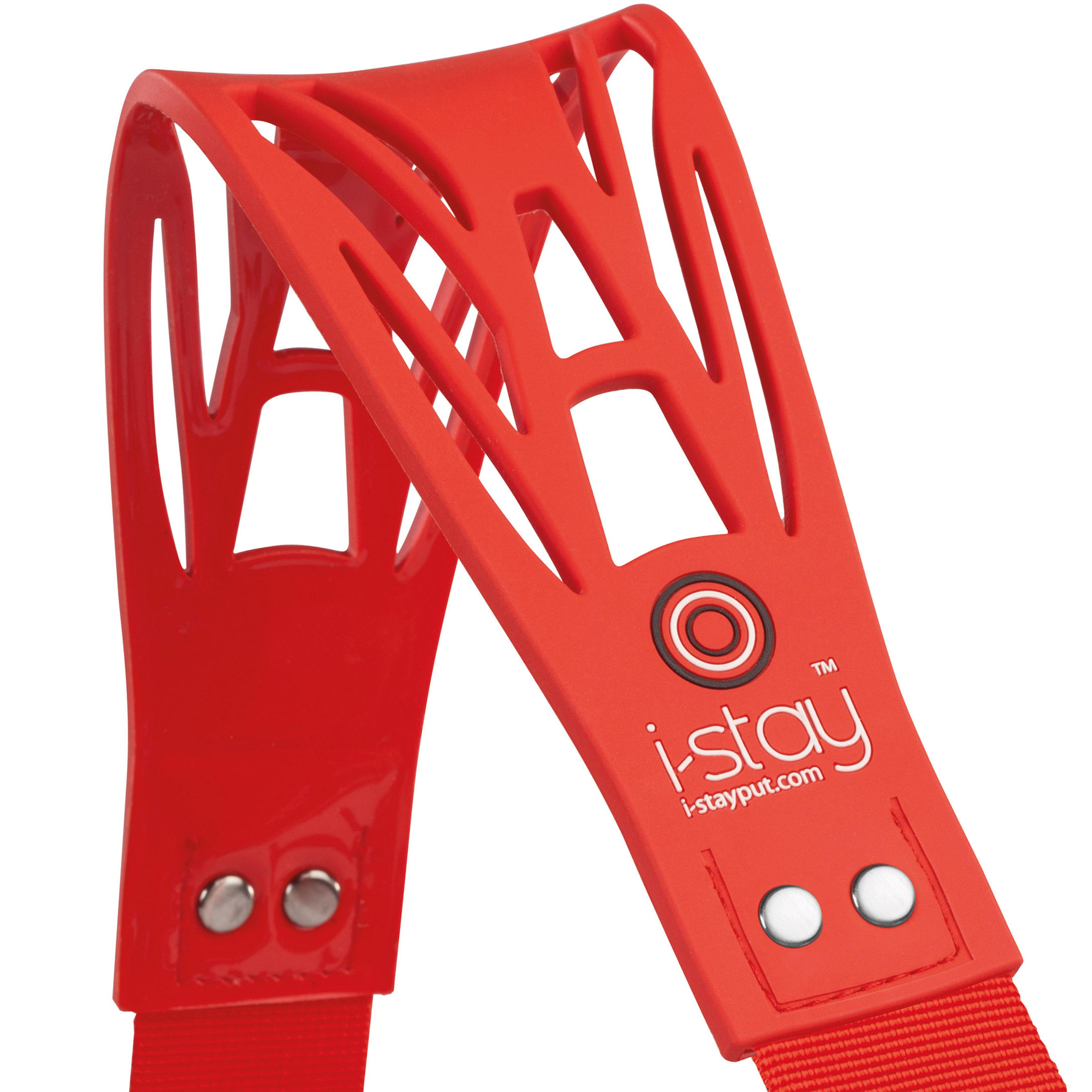 Popruh i-stay červená