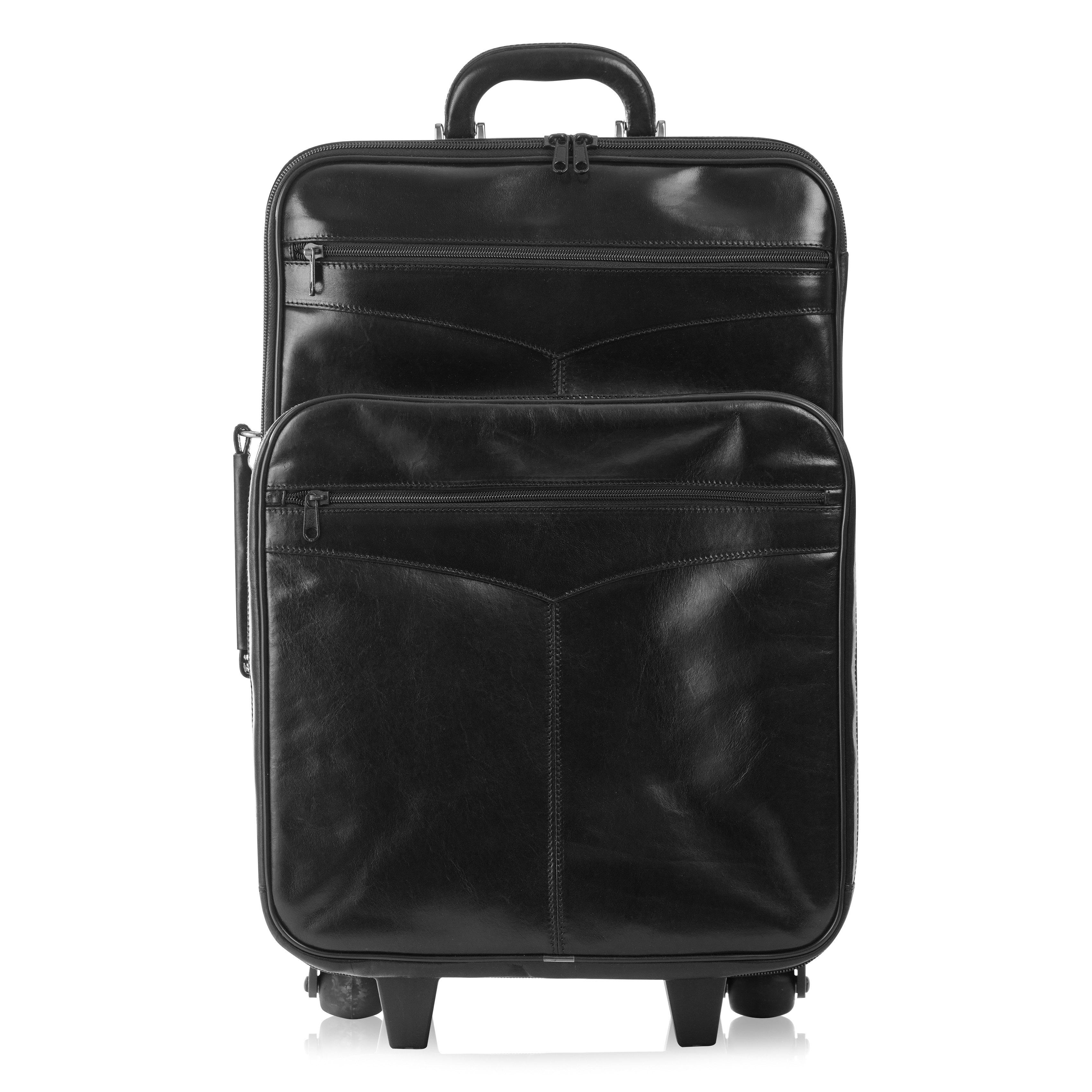 Palubní kufr ADK Brisbane černý
