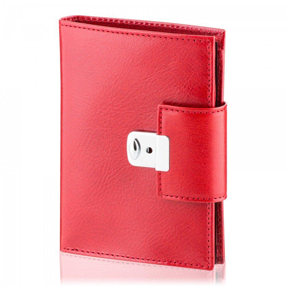 Dámská peněženka ADK Miramonte červená