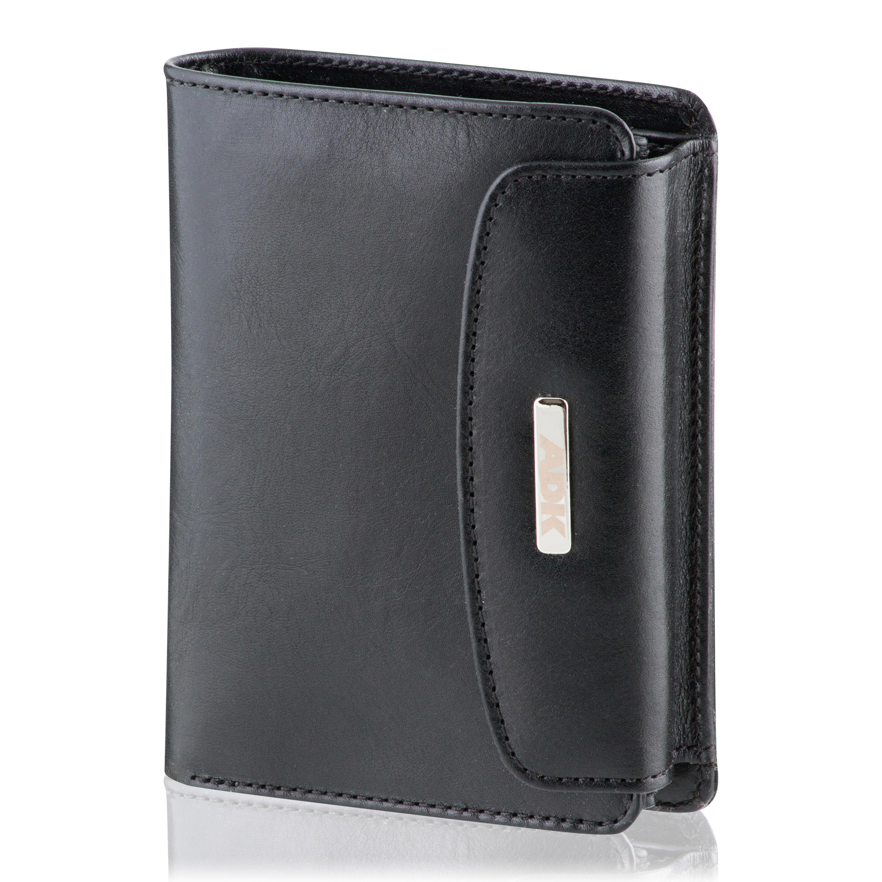 Dámská peněženka ADK Paramaribo černá