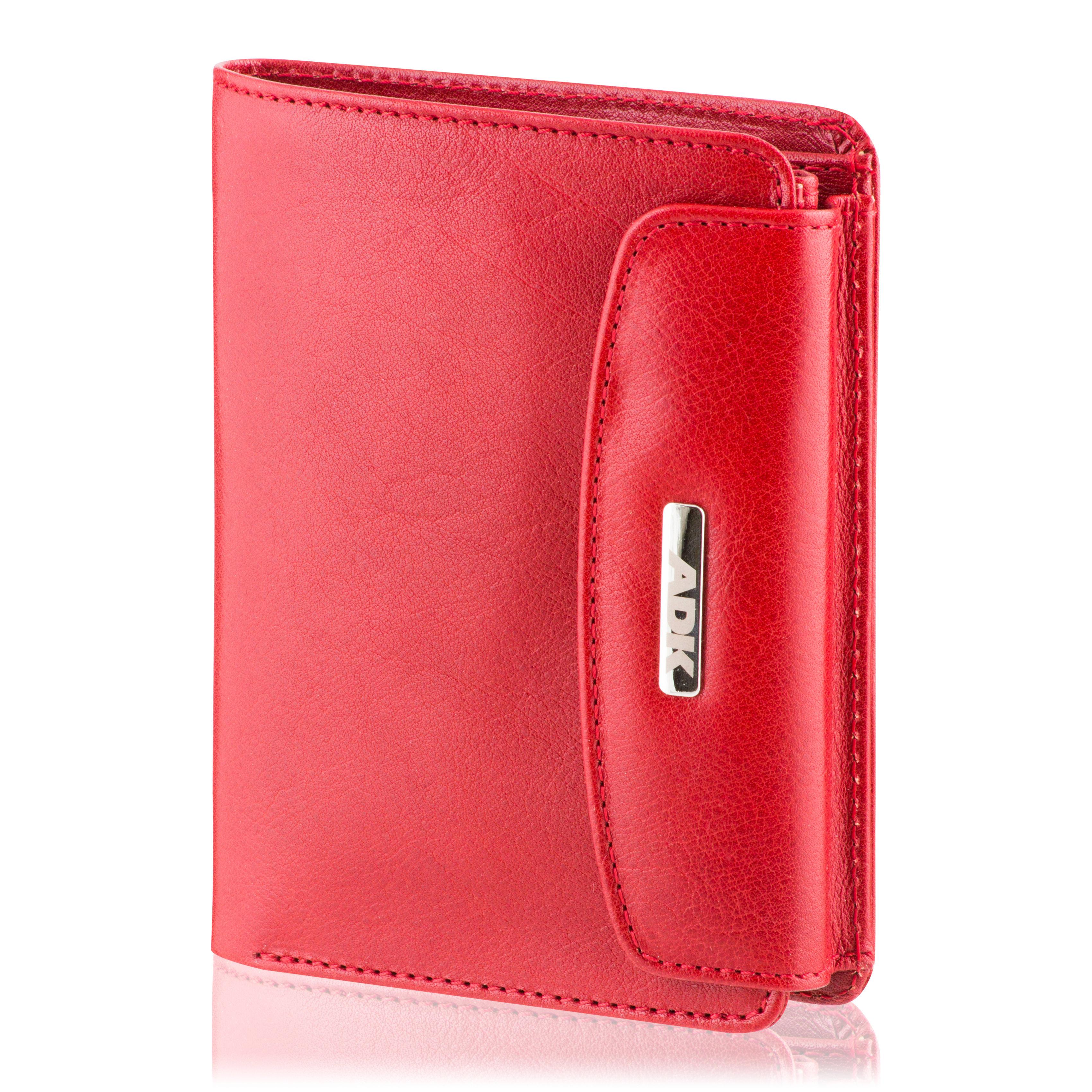 Dámská peněženka ADK Paramaribo červená