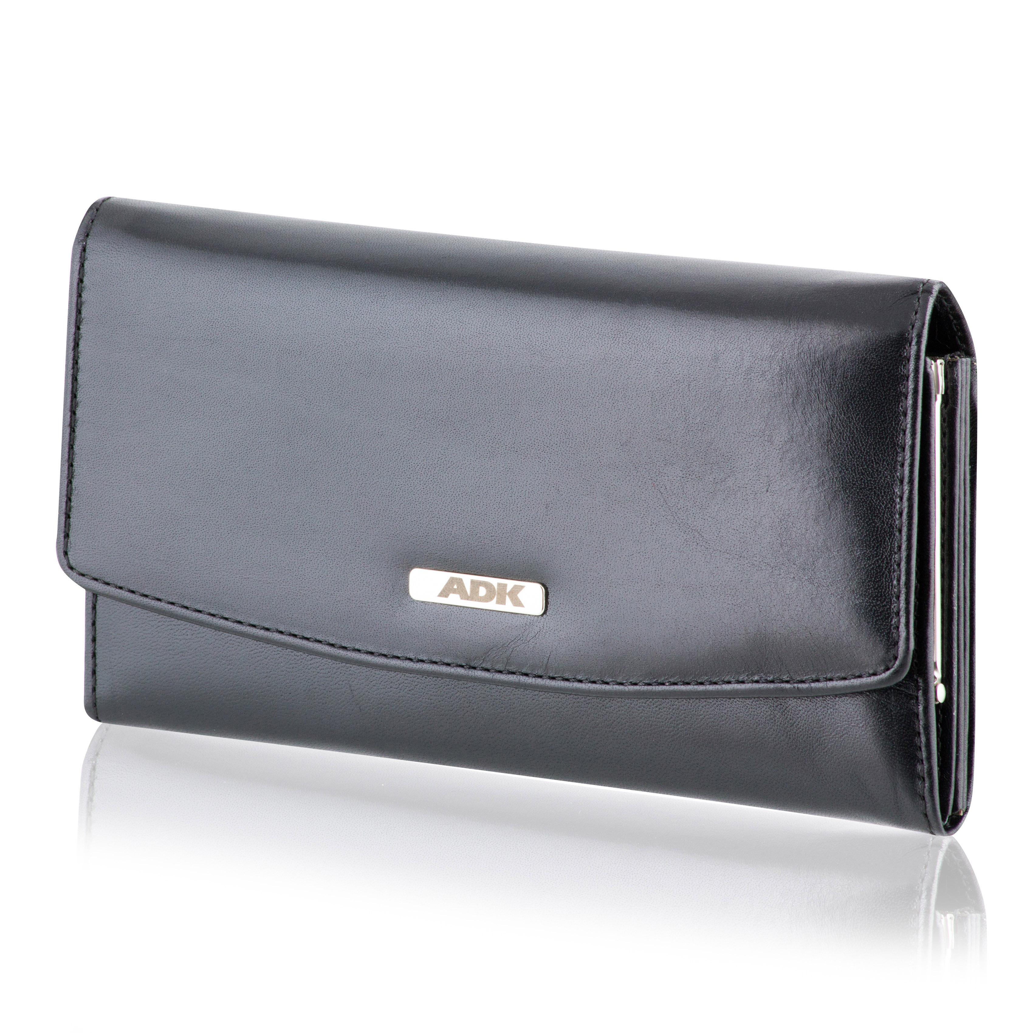 Dámská peněženka ADK Fiesta RFID černá