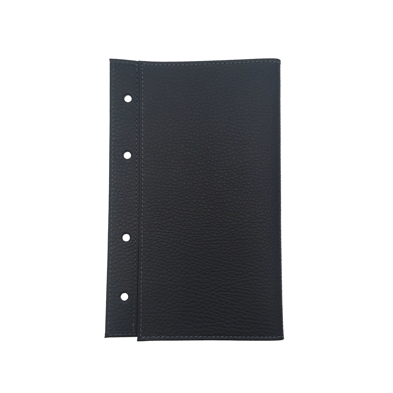 Obal na diář A5 ADK NewClassic kožený černý