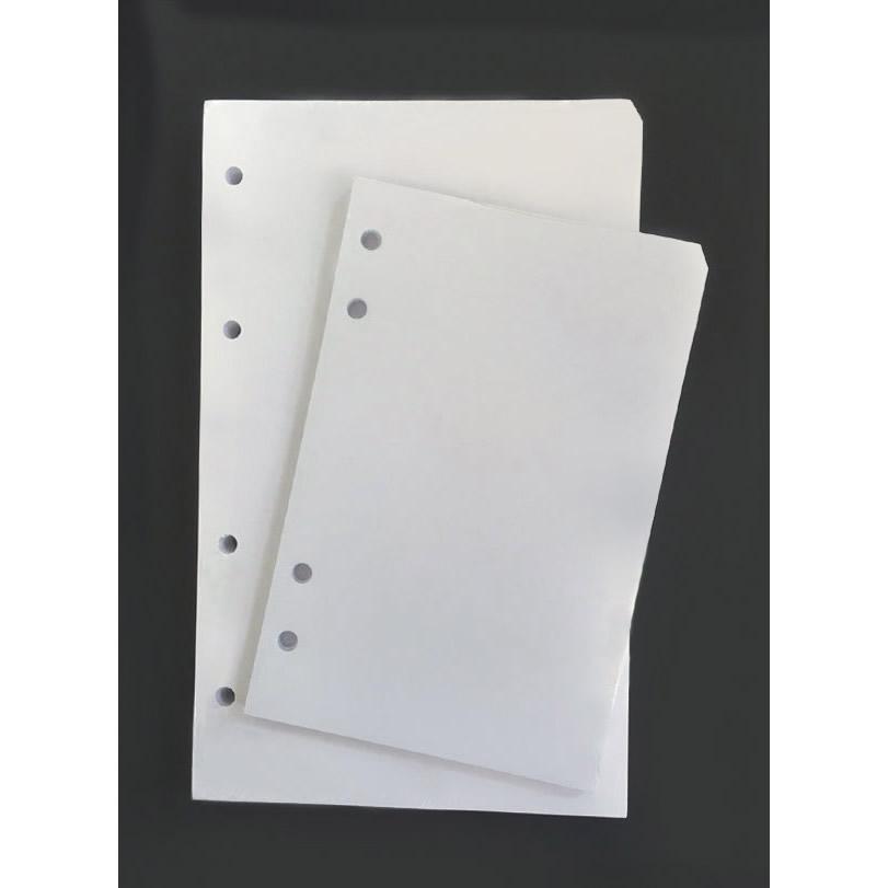 Formulář Bílé listy A6 (50 listů)