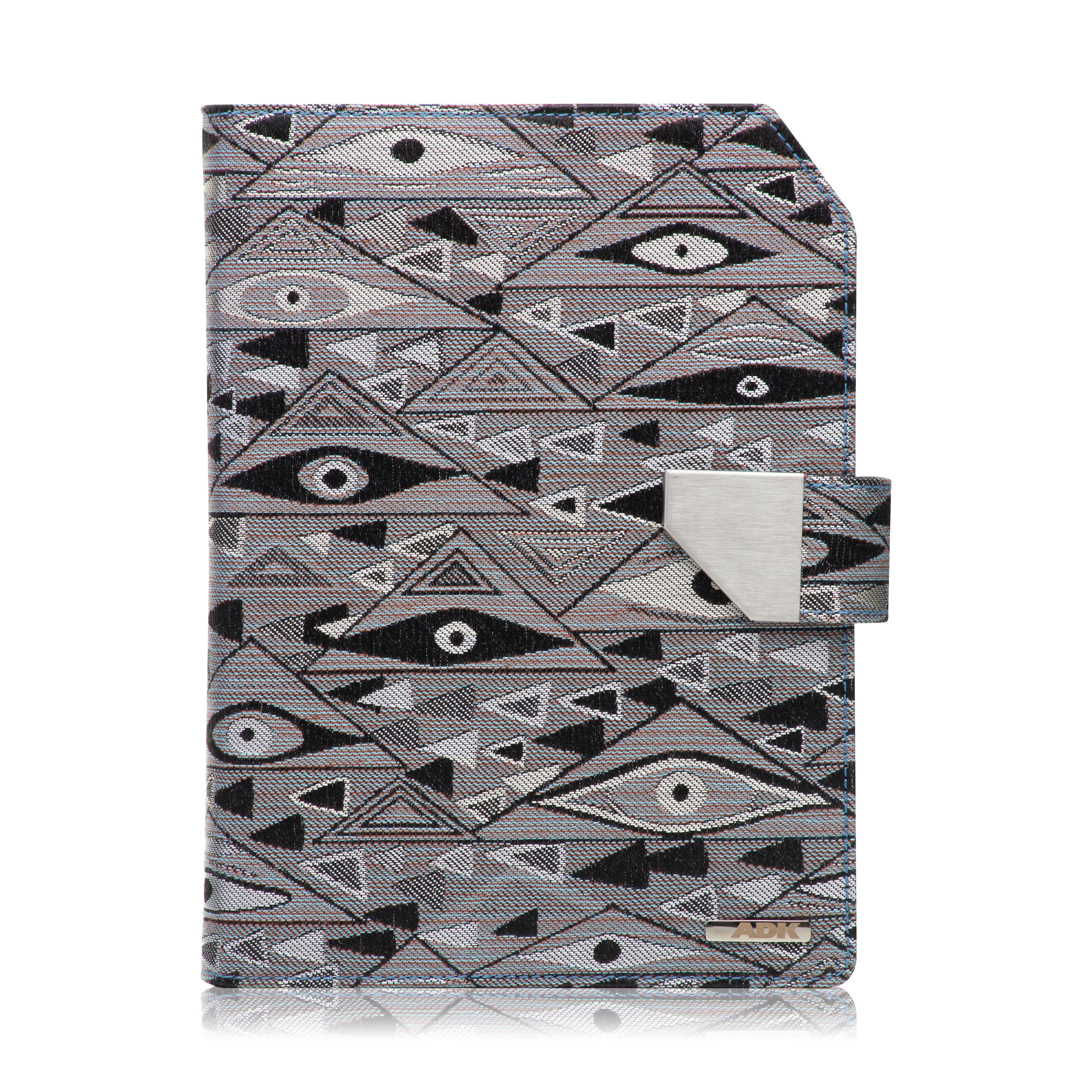 Diář ADK Art5 2021 Egyptské oko stříbrné
