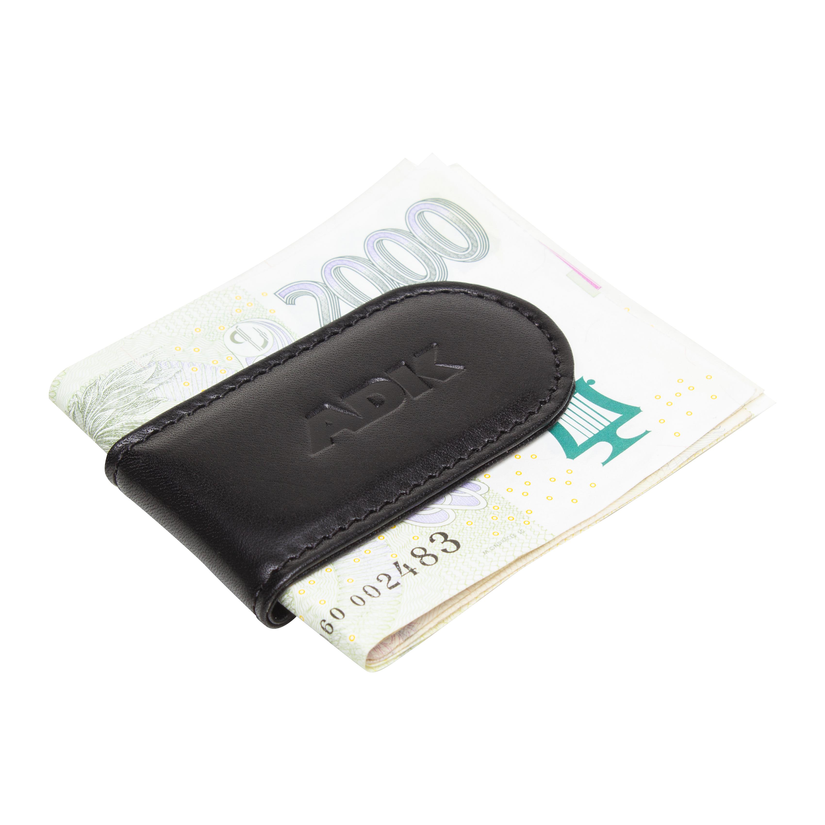 MoneyClip ADK černá