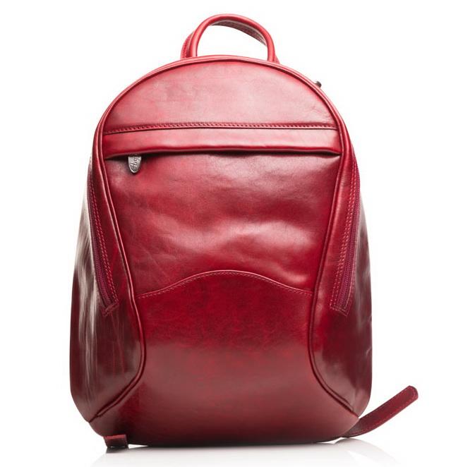Městský batoh ADK Barentin červený