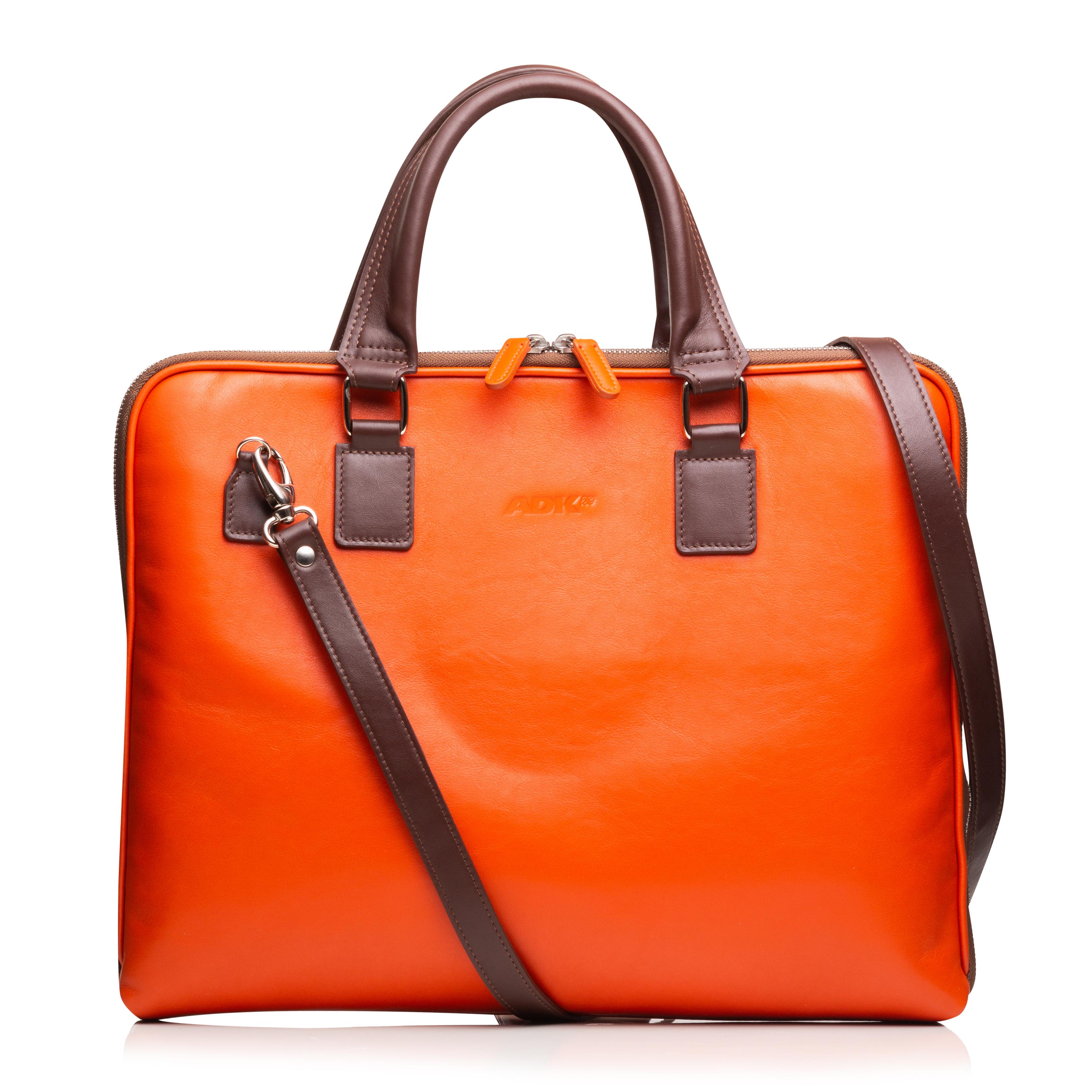 Taška přes rameno ADK Lexington oranžová