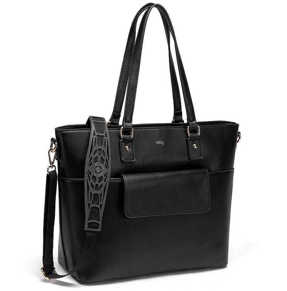 Dámská kabelka 4in1 i-stay Lux černá