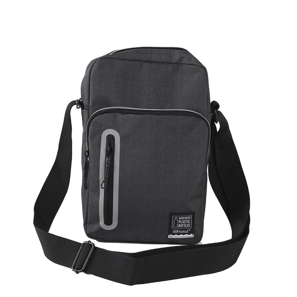 i-total eco RPET crossbody taška
