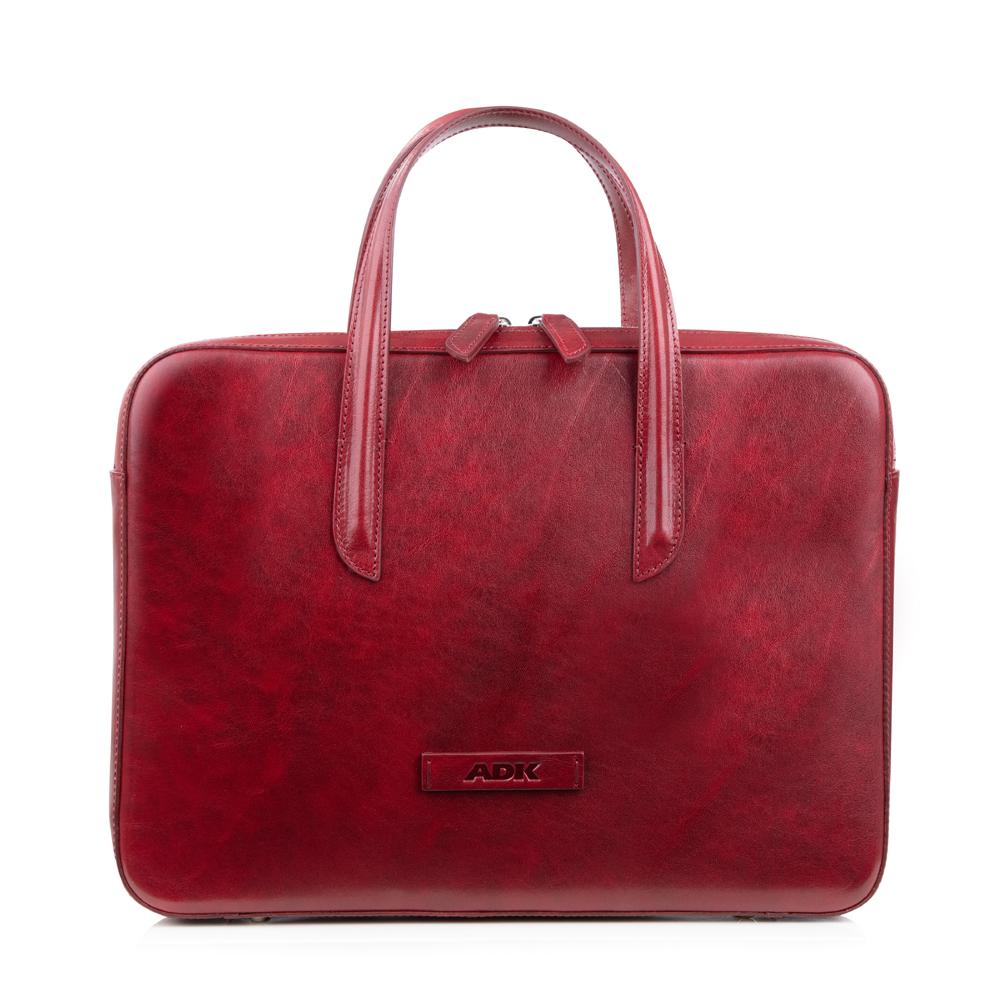 Business taška ADK Alton červená