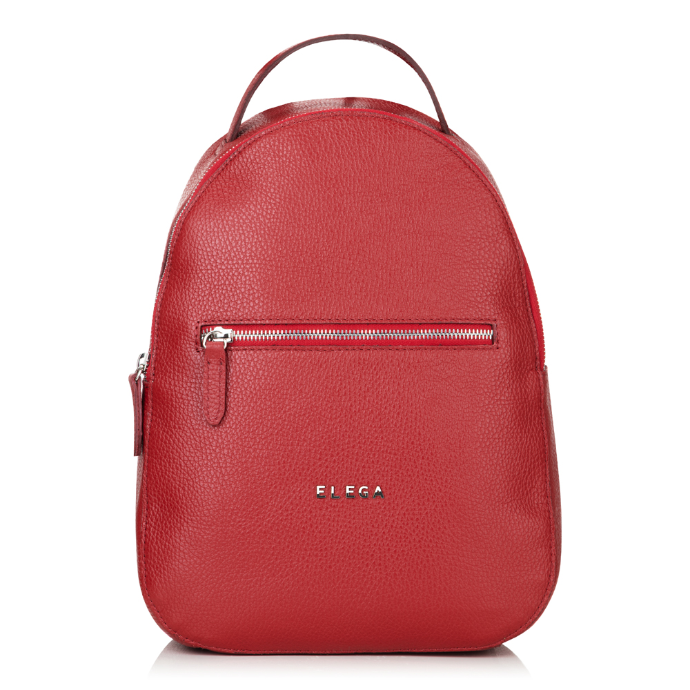 Městský batoh ADK Merano červený